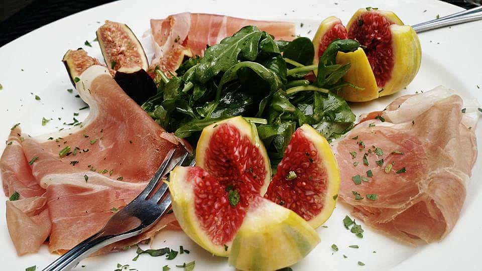 Prosciutto and Figs